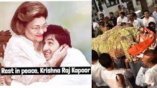 RIP KrishnaRaj Kapoor #Bollywood stars on last journey of Krishnaraj Kapoor #Amitabhbachchan