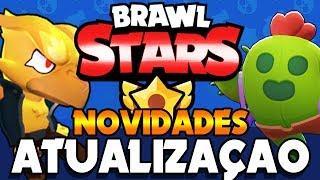 NOVIDADES SOBRE A NOVA ATUALIZAÇÃO!! O QUE VAI VIR? CONFIRA!!!  - BRAWL STARS