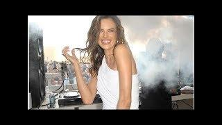 Alessandra Ambrosio moving on from ex with Italian hunk