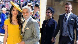 Royal Wedding: Hollywood Stars Step Out for Meghan Markle and Prince Harry's Big Day