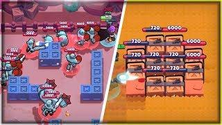 Is It Still Possible To Get 13:14 In Robo Rumble? + Rushing Middle With A Brawler You Shouldn't!