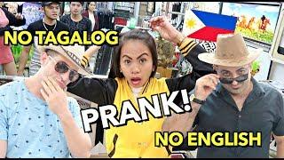 CRAZY RICH Prank in DIVISORIA,Philippines! NOSEBLEED!! ????