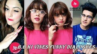 BB ki vines Latest Musically Videos 2018 | Bhuvan Bam New Best video Compilation | funny videos com