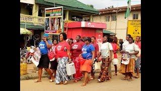 BIAFRA: IPOB WOMEN CAMPAIGNING FOR 14 SEP SIT AT HOME DAY, NO ELECTION