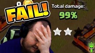 HOW DID I FAIL THIS RAID?! - TOP TH10 3 Star War Strategies! - Clash of Clans