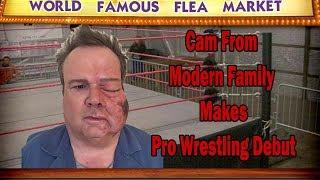 Cameron from Modern Family makes his pro wrestling debut - WFFM