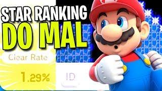 AS PRINCIPAIS DO STAR RANKING CRUEL E MALVADO – Super Mario Maker (SUPER INSANO)