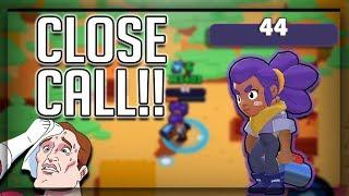 Funny Moments, Fails & Close Calls | Brawl Stars Montage REBORN #3