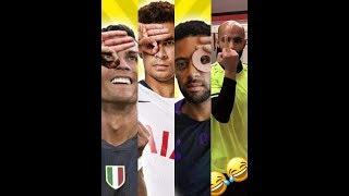 Compilation Vines of Football Stars Doing DELE ALLI CHALLENGE | Funny Fails | Last One Is Hilarious|