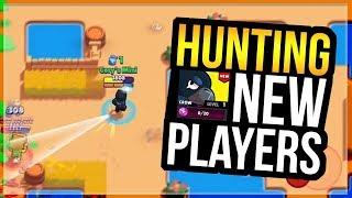 Pushing New Crow in Showdown! How Many Trophies Can I Gain?