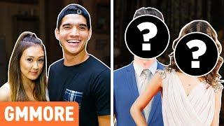 Which Celebrity Couple Are We? ft. LaurDIY & Alex Wassabi