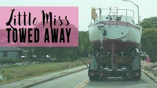 Our Sail Boat got towed AWAY! ( Heart wrenching to watch ) S8E03