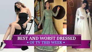 Jennifer Winget, Anita Hassanandani, Divyanka Tripathi: TV's Best and Worst Dressed of the Week