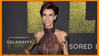 Ruby Rose is the most dangerous celebrity on the internet - Hollywood TV