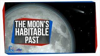 The Moon May Have Once Been Habitable! | SciShow News