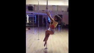 Malvika Sharma hot pole dance viral video part 2