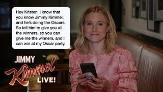 Celebrities Read Texts from Their Moms