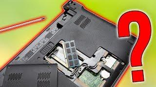 Why Can't You Build Your Own Laptop?