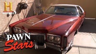 Pawn Stars: Cadillac Eldorado (Season 12) | History