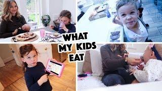 What My Kids Eat! | Mum of 4