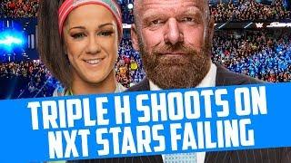 Triple H On Why NXT Stars Fail On The Main Roster