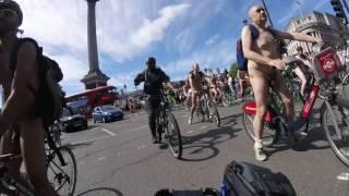 WNBR London 2017 Haymarket to Parliamant St