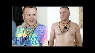 Celebrity Big Brother villain Spencer Pratt bares all in naked yoga session
