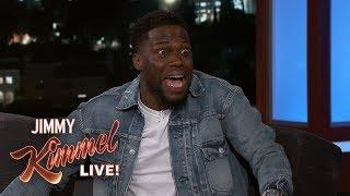 Kevin Hart May Have Overreacted to His Plane Crashing