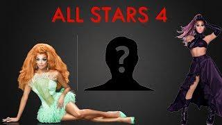 Discover the cast of All Stars 4!