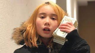 Lil Tay DISAPPEARS From Social Media After Controversial Hookah Video