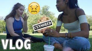 A NAKED MAN IN THE PARK TRIED TO TALK TO US (ft. Aries, Libra, & Virgo!)