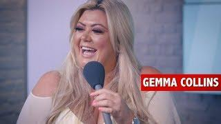 Gemma Collins takes on Emily in The Brag Off