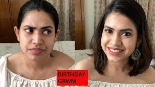 NO makeup MAKEUP look |  Makeup products I Love | Birthday get ready with me