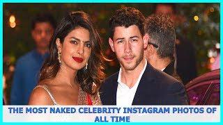 CELEBS   The most naked celebrity Instagram photos of all time