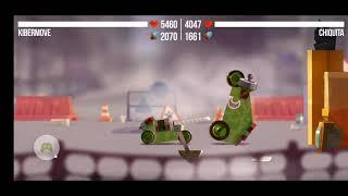 CATS: Crash Arena Turbo Stars – Fail