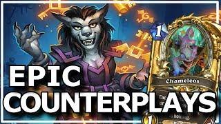 Hearthstone - Best of Epic Counterplays