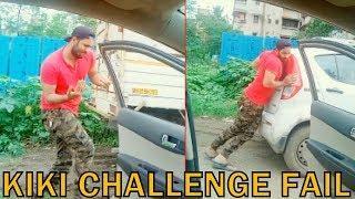 KIKI CHALLENGE FAIL BY VJ PAWAN SINGH