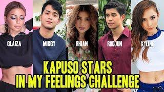 Kapuso Stars In My Feelings Challenge (Keke Challenge/Shiggy Dance)
