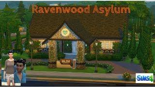 The Sims 4 | Ravenwood Asylum | Udating Life, Getting Naked, and Making Friends | Pt. 25