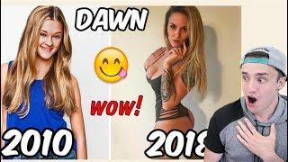 Nickelodeon Famous Girl Stars Before and After 2018