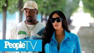 Kanye West Is 'Excited' Kim Kardashian Is Focused On Criminal Justice Reform, Source Says | PeopleTV