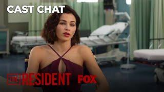 Profile: Jenna Dewan As Julian Booth | Season 2 | THE RESIDENT