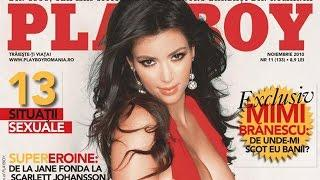 top 10 Hottest Celebrities Who Appeared Naked For Playboy Magazine