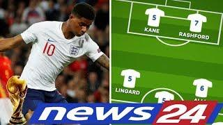 England player ratings vs Spain: Man Utd ace shines –but Liverpool stars fail to deliver