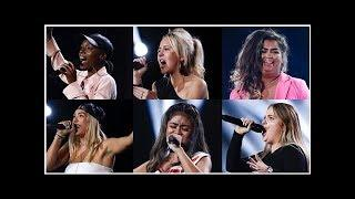 X Factor 2018 finalists: Meet the top six Girls at judges' houses | by CelebsNow