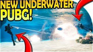 NEW UNDERWATER PUBG - LEGENDARY HARPOON GUN! ( Last Tide Aquatic Battle Royale Gameplay )