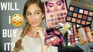 WILL I BUY IT? │ NEW MAKEUP OCTOBER 2018 + HOLIDAY RELEASES