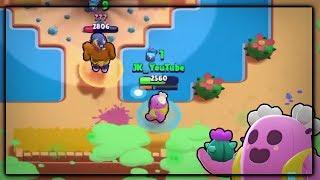 SPIKE 400+ TROPHIES SHOWDOWN! Spike Trophy Pushing! :: Brawl Stars Gameplay