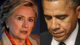 New Compelling Evidence To Jail Hillary Clinton, Obama and The Podest