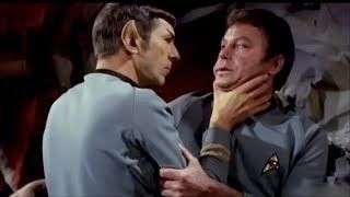 "Spock's Most Emotional Moments In ""Star Trek: The Original Series"""